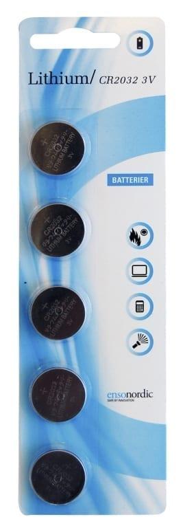 Batteri CR2032 3 volt