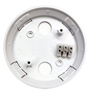 Beslag til 230 volt serieforbundet røgalarm
