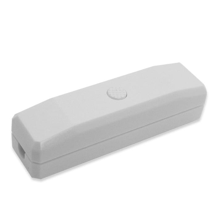 Ledningslysdæmper - også til LED - hvid